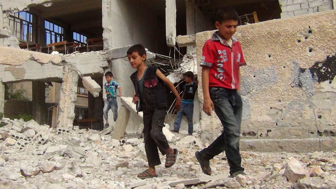 UN: Thousands of children fleeing Syria alone, vulnerable to abuse and exploitation