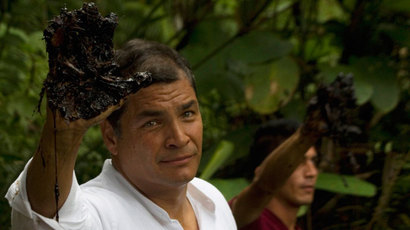 Chevron fights dirty $18 bln Ecuador pollution case