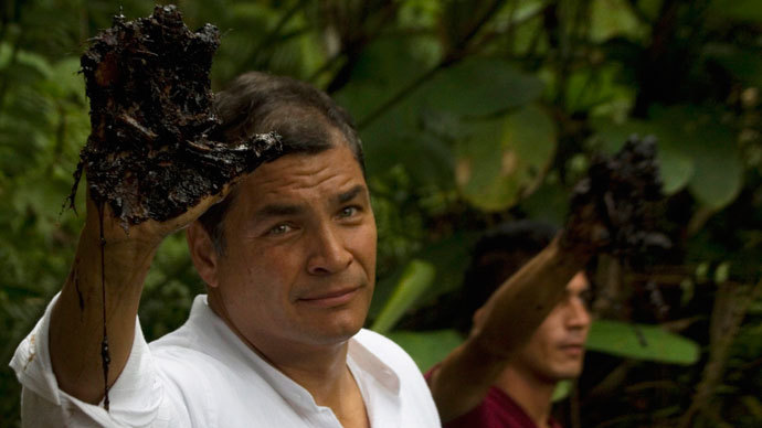 Ecuador protests denial of US visas for plaintiffs in Chevron oil damages case