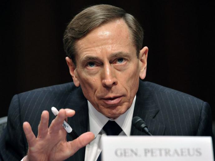 Former CIA chief David Petraeus (AFP Photo / Karen Bleier)