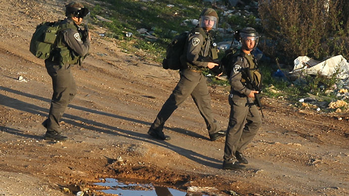 Israel military accused of shooting Palestinian teenager dead in the back