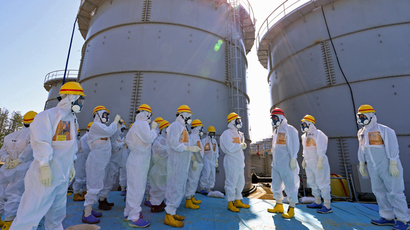 Another day, another leak: One more Fukushima cooling tank pollutes Pacific