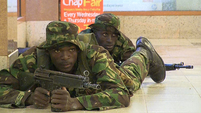 Kenya shopping mall siege: LIVE UPDATES