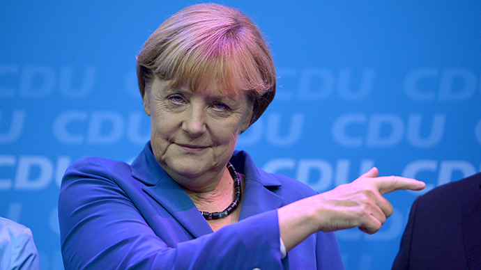 'Austerity belt' proves fashionable in Germany, Merkel wins elections