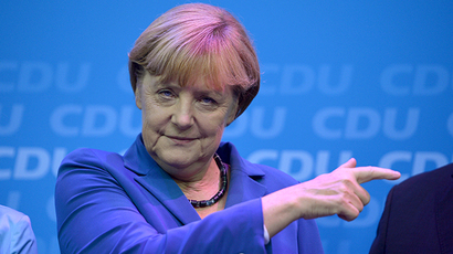 Autocracy? Germany's Merkel fights corruption accusations following massive BMW donation