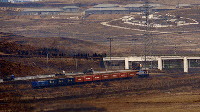 Putin lobbies for 'Iron Silk Road' via N. Korea, hopes political problems solved shortly