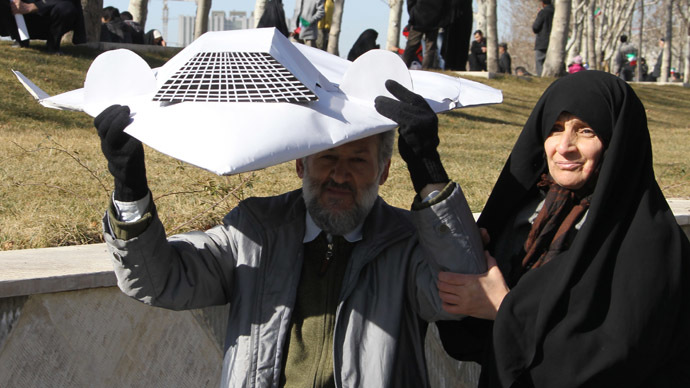 Iran says it has finished decoding downed CIA drone