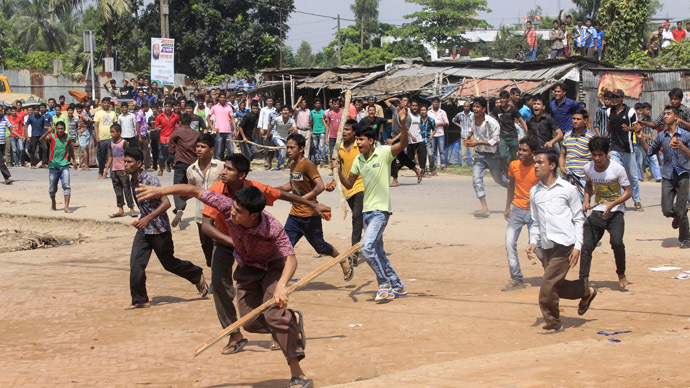At least 18 killed in Bangladesh's election-day violence