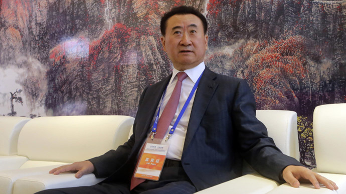 China's richest man invests $8.2bn in world's largest film studio