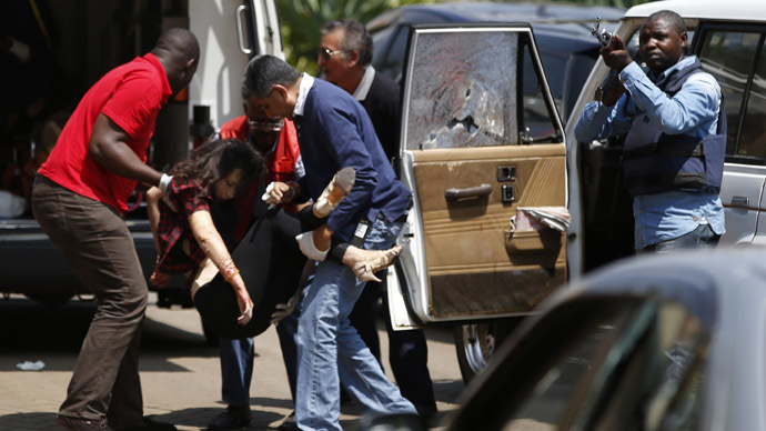 '2 or 3 Americans, 1 Brit' among Nairobi mall attackers – Kenya's FM