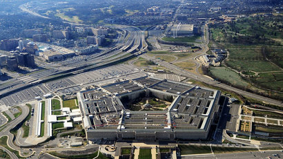 Pentagon spent $5.5bn only hours before govt shutdown