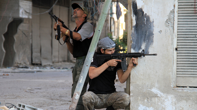 Syria schism: West-backed rebels shun West-backed opposition coalition