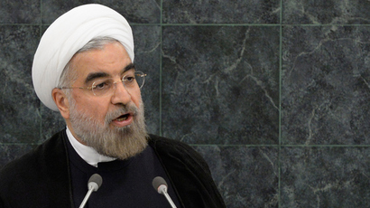 Iran's Rouhani: Israel should sign non-nuclear treaty