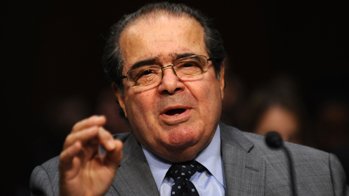 Supreme Court is ill-equipped to judge NSA surveillance programs - Scalia