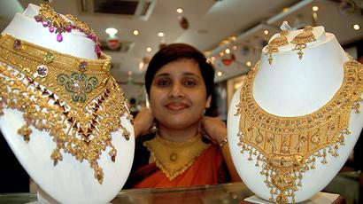 Hindu Diwali holiday triggers 450% gold surge in India