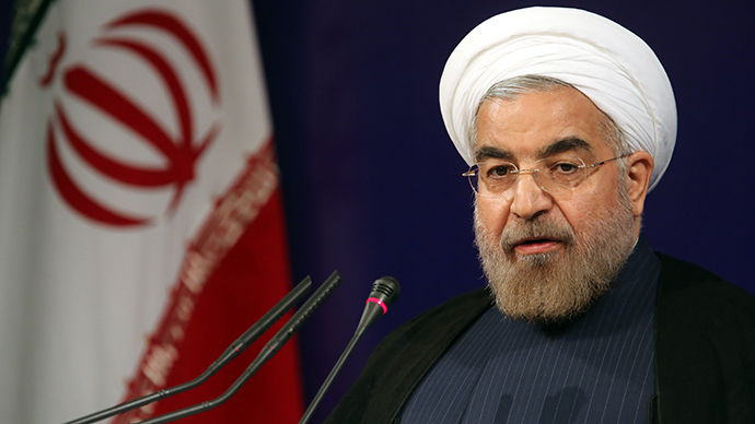 Iran news agency slams CNN for 'fabricating' Rouhani's Holocaust remarks
