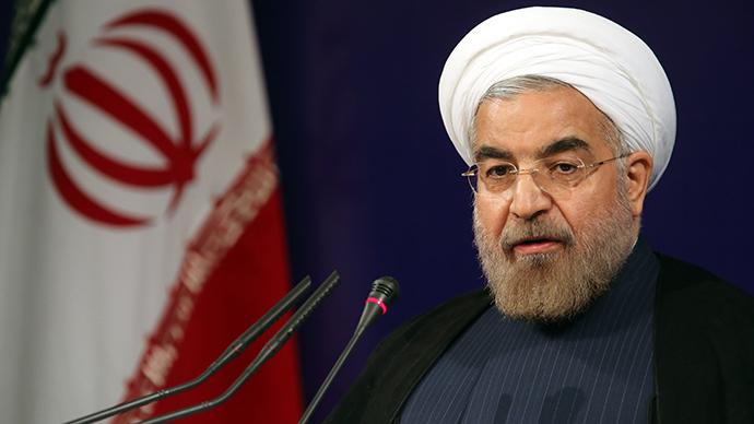 Iran's President Hasan Rowhani (AFP Photo / Atta Kenare)