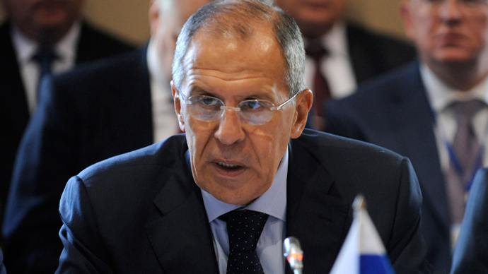 No 'military measures' in Syria draft resolution – Lavrov