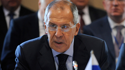 No country can usurp right to judge chemical weapons use – Lavrov