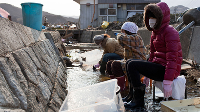 Japanese official suspended for telling tsunami victims to 'drop dead'