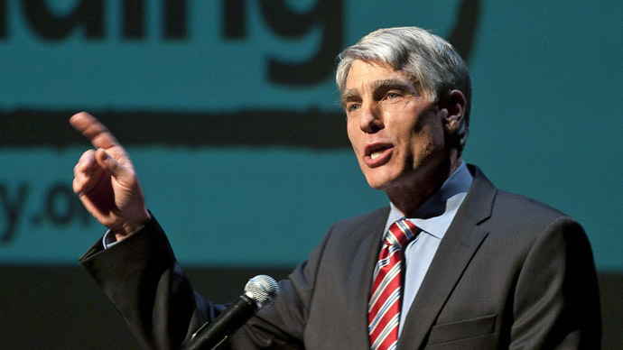US Sen. Mark Udall (D-CO) (Reuters/Laura Segall)
