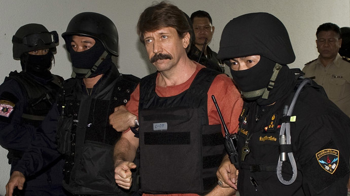 US Appeals court upholds Viktor Bout's sentence
