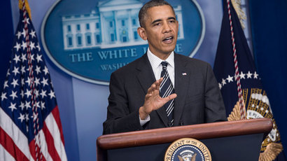 Obama on Iran: We won't take military option off the table