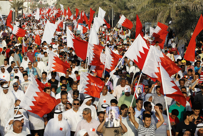 Reuters / Hamad I Mohammed