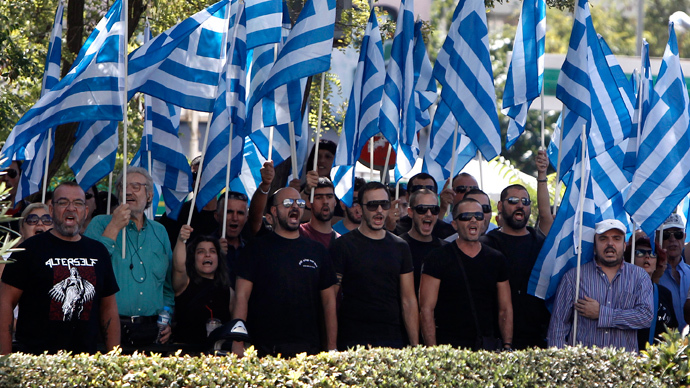 Greece jails far-right Golden Dawn party leader before trial