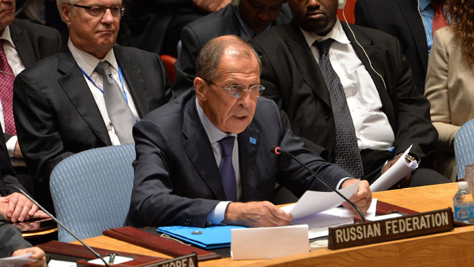 Russia made sure UNSC Syria resolution leaves no loopholes for use of force – Lavrov