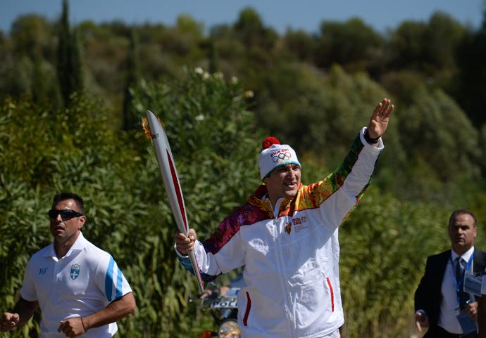 Aleksandr Ovechkin (RIA Novosti / Mikhail Voskresenskiy)