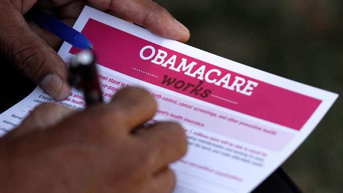 House votes to delay Obamacare, raising government shutdown threat
