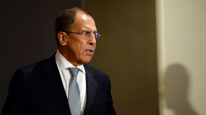 Iran behind anti-WMD rider in chemical watchdog's decision on Syria - Lavrov