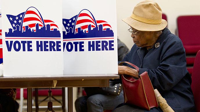 Justice Department sues North Carolina over 'discriminatory' voting law