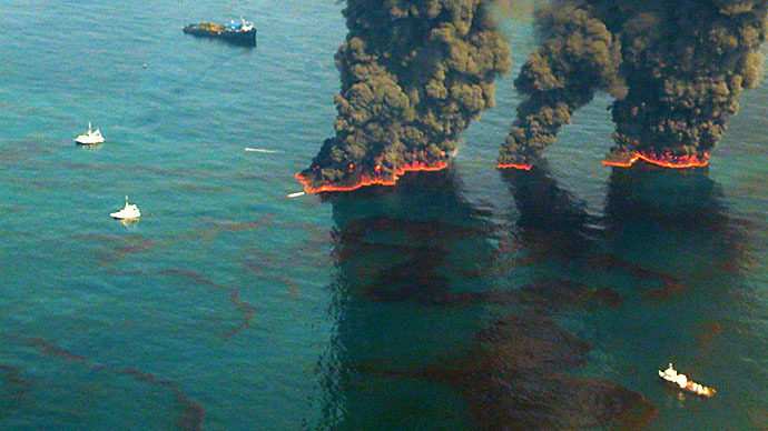 bp accused of misleading govt during gulf oil spill rt us news