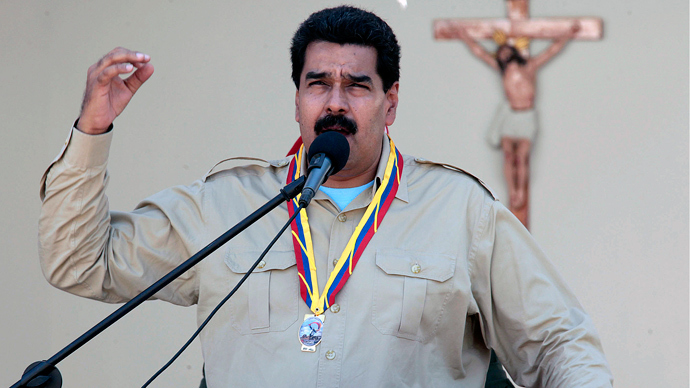 Nicolas Maduro (AFP Photo /  Presidencia)