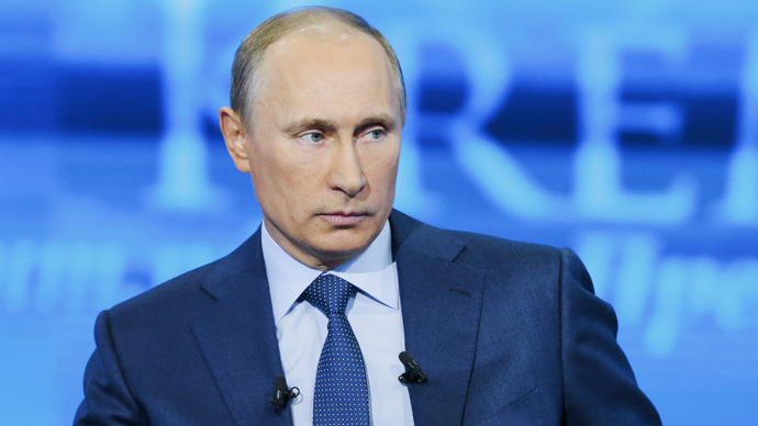 'Putin's Syria role deserving of Nobel Peace Prize'