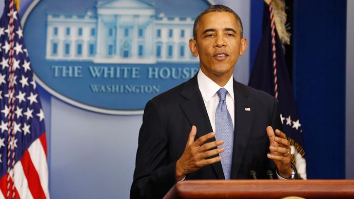 Barack Obama (Reuters / Larry Downing)