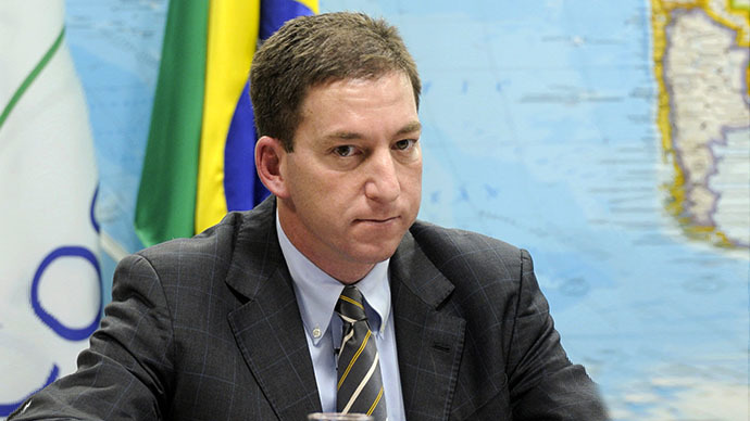 Greenwald: 'The objective of the NSA is literally the elimination of global privacy'