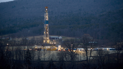 US fracking wells annually produce 280bn gallons of toxic waste water destroying environment – report