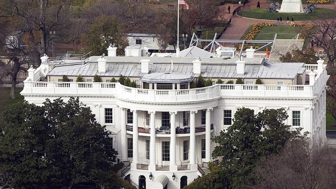 The White House in Washington, DC. (AFP Photo/Paul J. Richards)