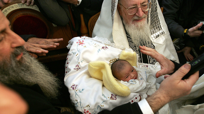 'Racist Trend': Israel slams European Council over circumcision ruling