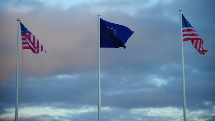 US shutdown puts free trade talks with EU in impasse