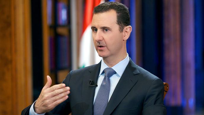 President Bashar al-Assad (AFP Photo / HO / SANA)