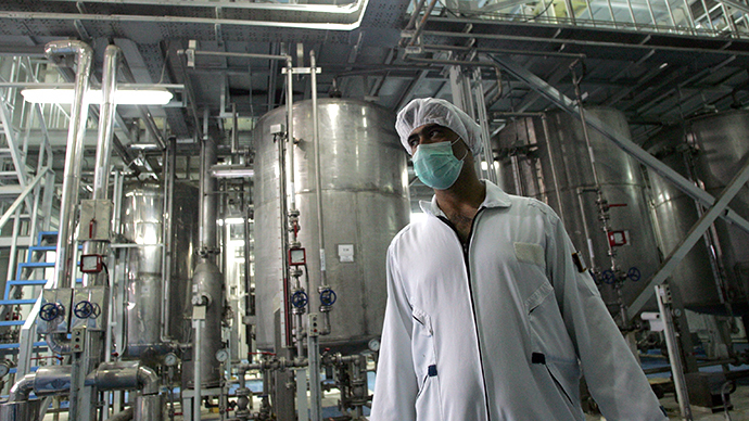 Iran arrests 4 men in 'nuclear facilities sabotage' plot