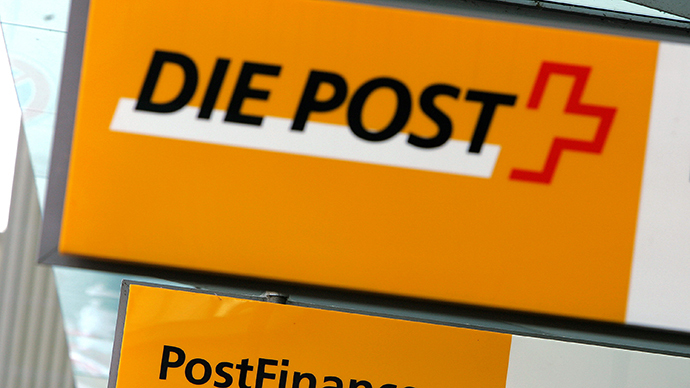 Welcome to the otherworld: Swiss post sent house-warming mail to the dead