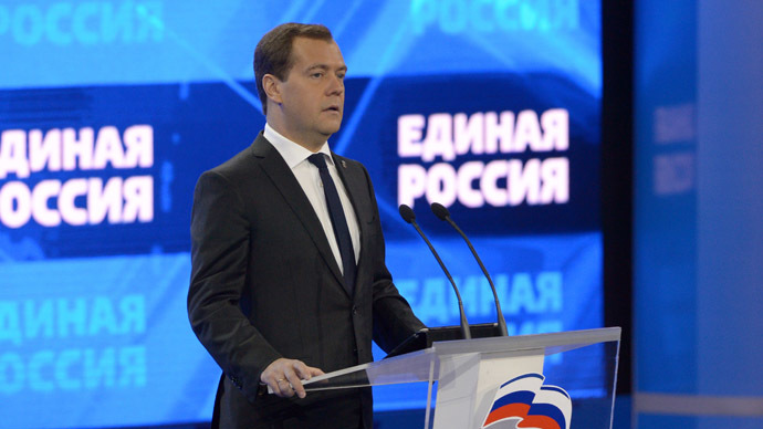 Medvedev opposes ethnic enclaves in Russian cities