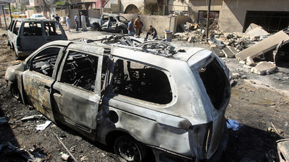 Iraq 2013: Deadliest year since 2008 with 7,000+ killed
