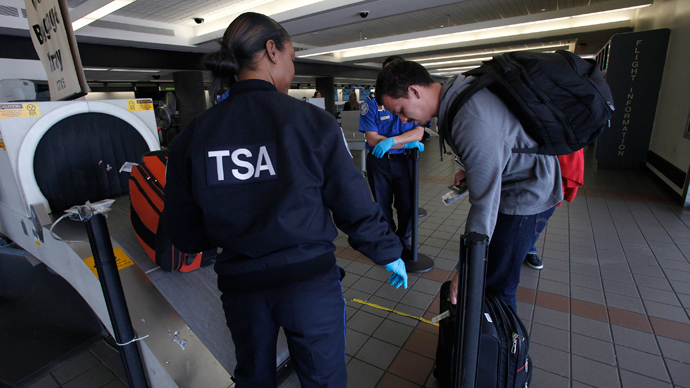 TSA might allow passengers to board planes with marijuana