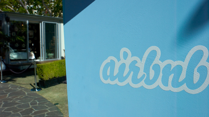 Chris Weeks / Getty Images for Airbnb / AFP